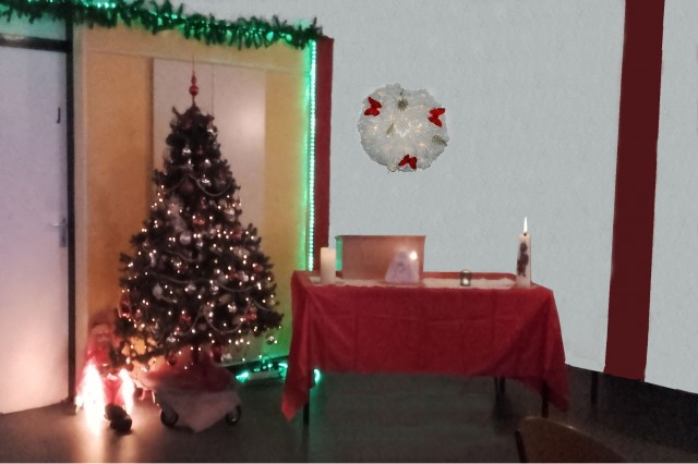 2-[GRS-Zaandam] Kerst 2015 inrichten zaal