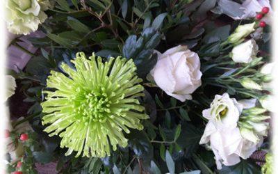 Bloemenseance door Diny Rob
