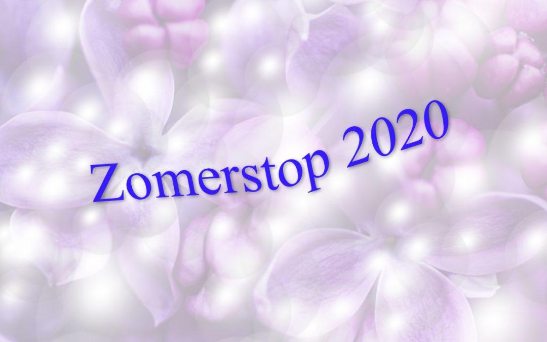 Het verenigingsjaar 2019 – 2020