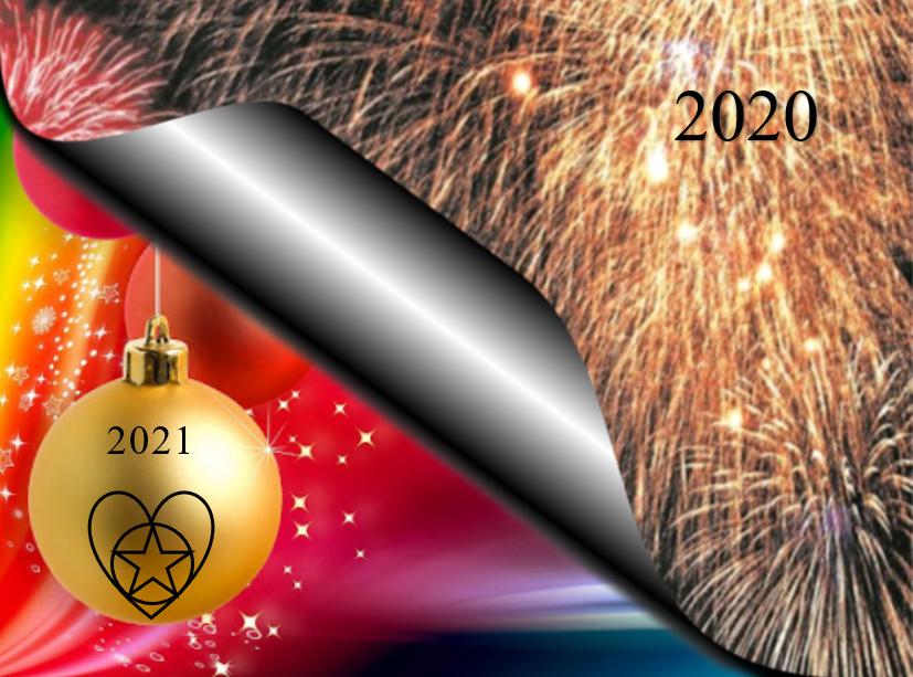 Het jaar 2020