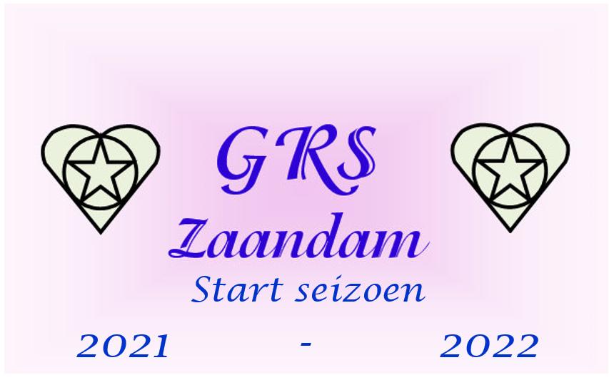 Start seizoen 2021-2022.